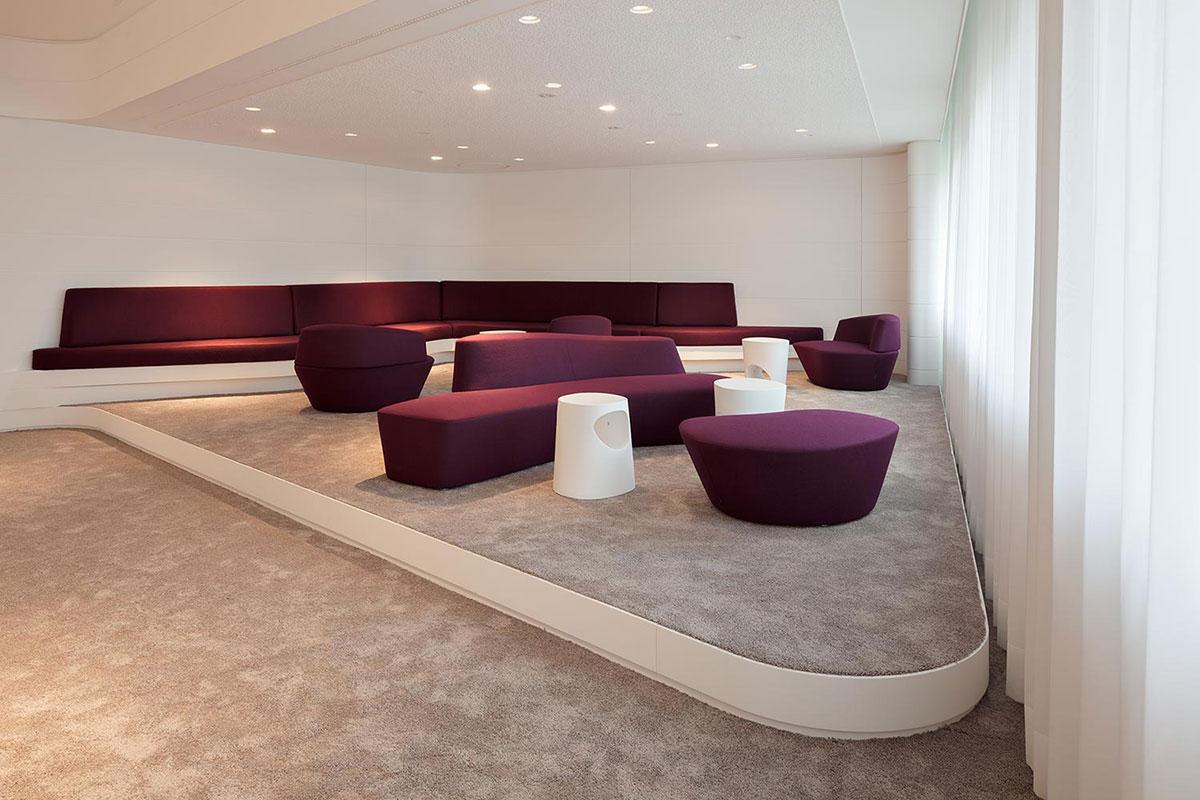 Tina Aßman | Innenarchitektur | München | Bavaria Lounge - Messe München