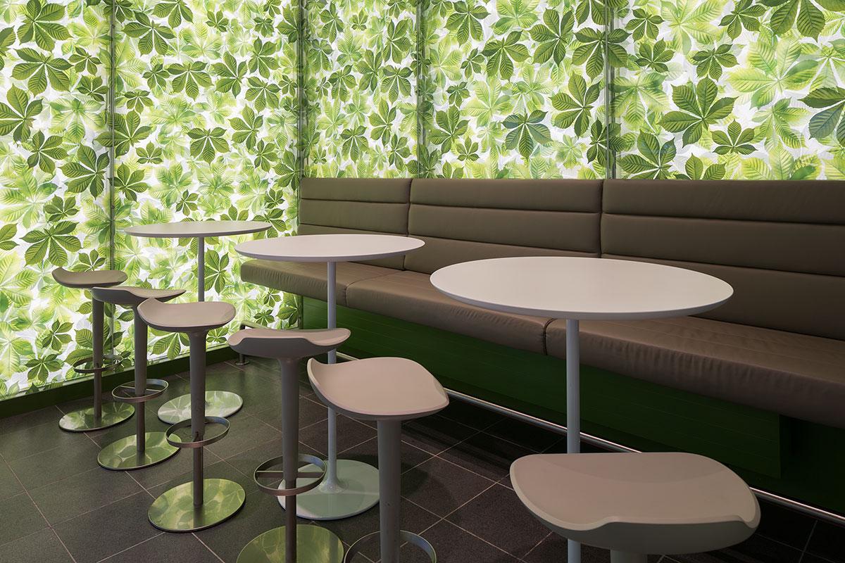 Innenarchitektur Messe tina aß innenarchitektur münchen cafeteria b2 messe münchen